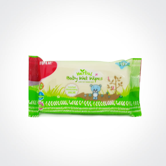 Farlin Baby Wet Wipes (Anti-Rash)