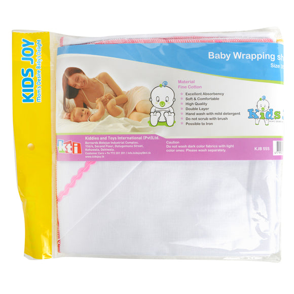 kids joy baby wrapping sheet 35