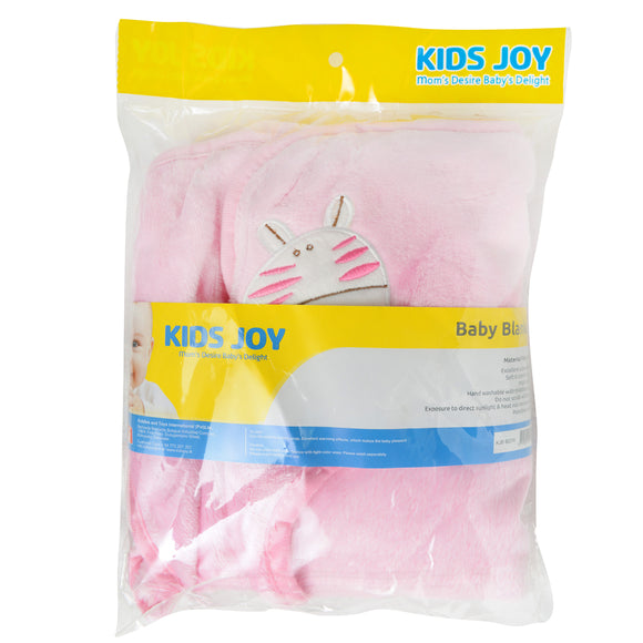 Kids joy baby blanket KJB822W