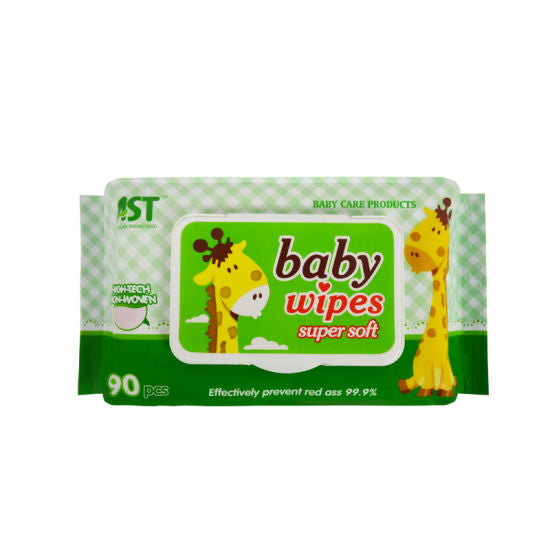 Baby wipes fragrance free 90pcs