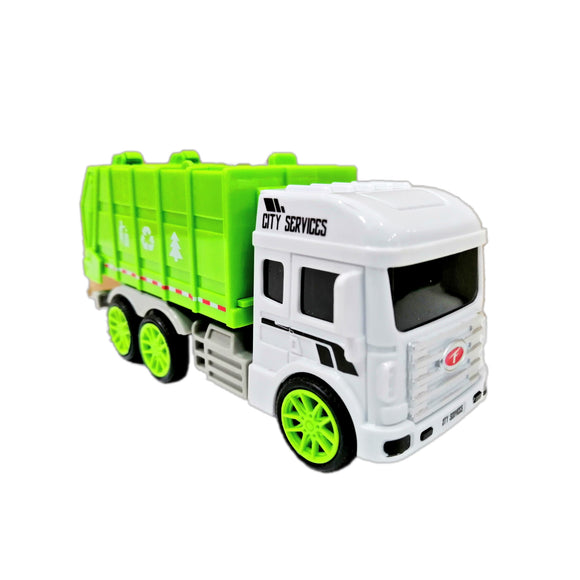 Counter Toys (Sanitary Trucks)
