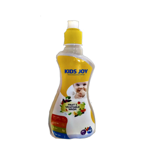 Kids joy fruits & vegetables wash 500ml