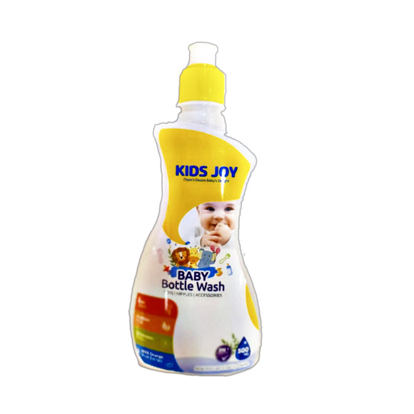 Kids joy baby bottle wash 500ml