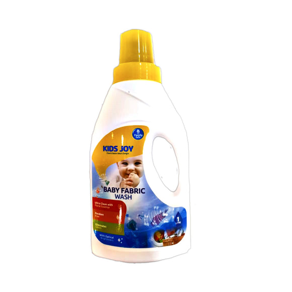 Kids joy baby fabric wash 1L