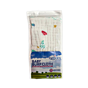 Fairbaby burp cloth