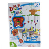 R/C dream cot mobile