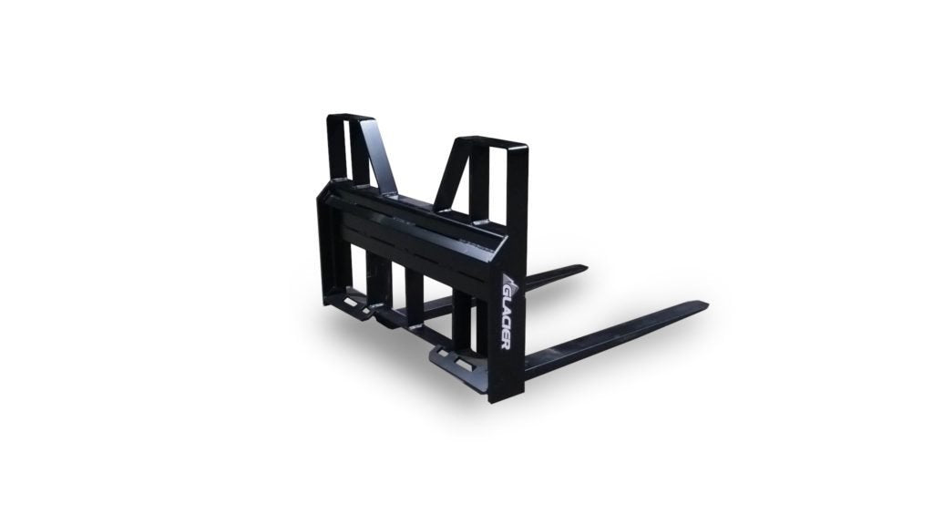 PALLET FORKS 7,000# - EXTREME DUTY - Dogwood Hills Agri Sales-Glacier Attachments