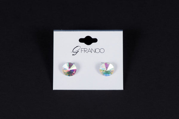 Small Round Earrings (4020)