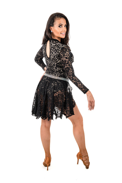 Lace Dance Skirt (CW110)