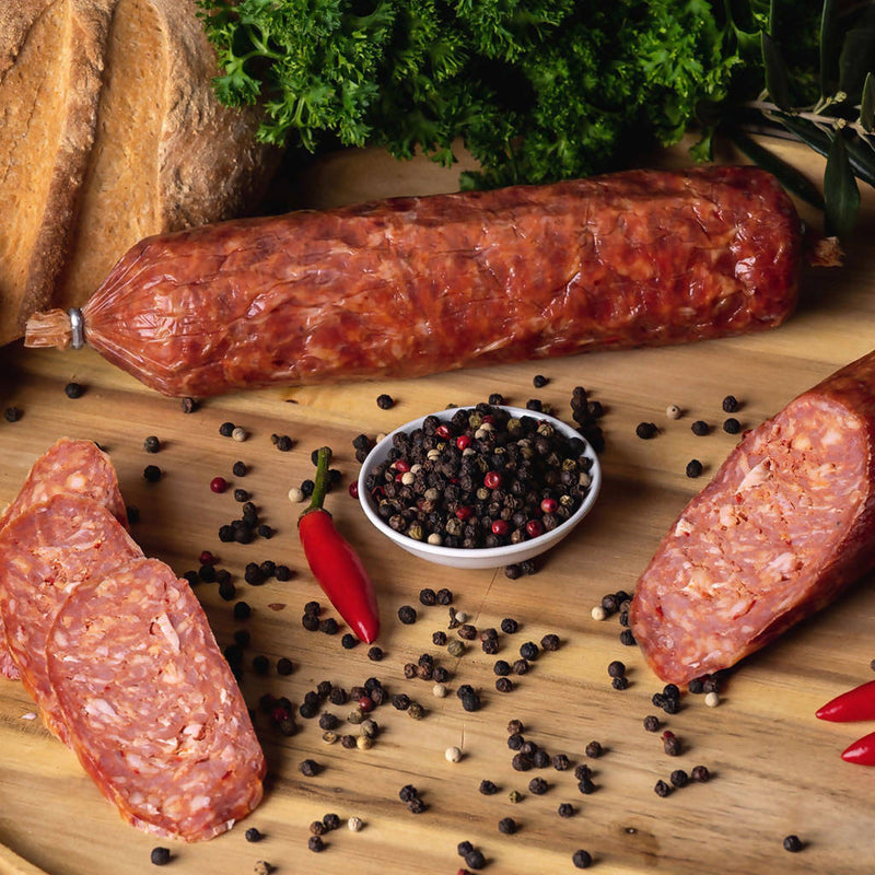 Spicy Godfather Salami