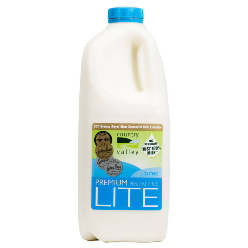 Country Valley Lite Milk