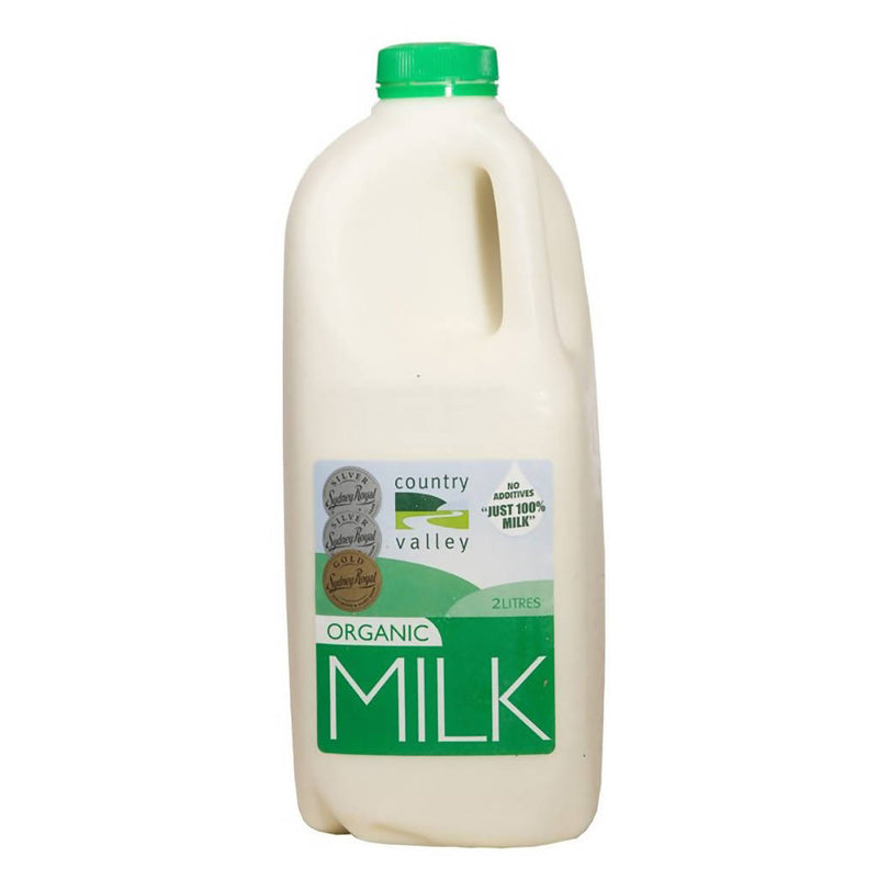 Country Valley Full Cream Milk