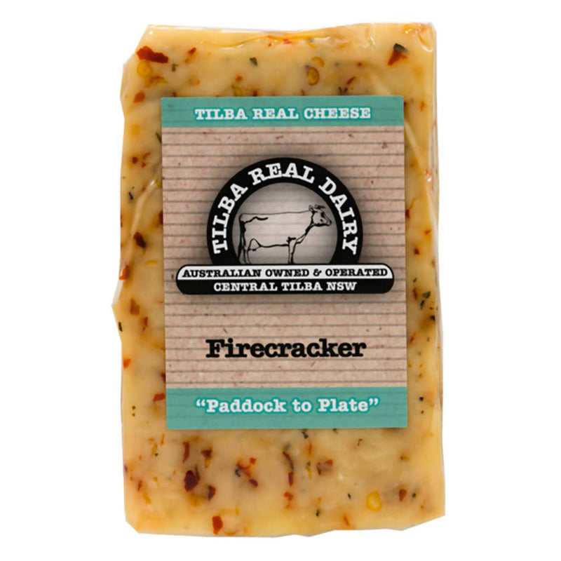 Tilba Cheese Firecracker