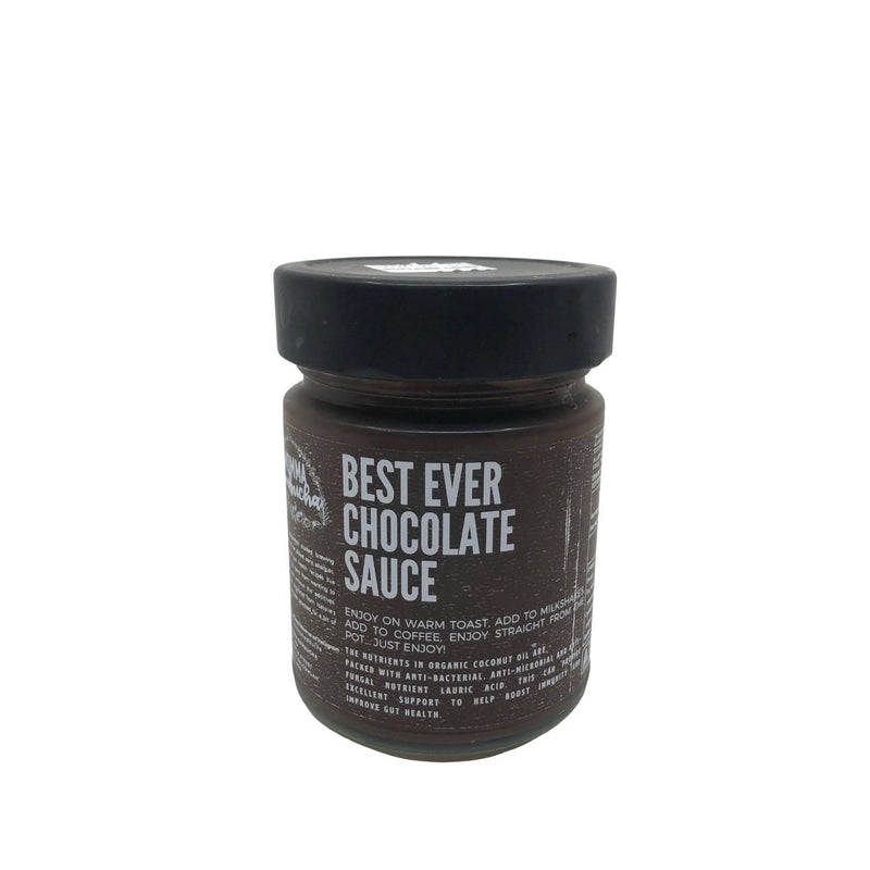 Best Ever Chocolate Sauce