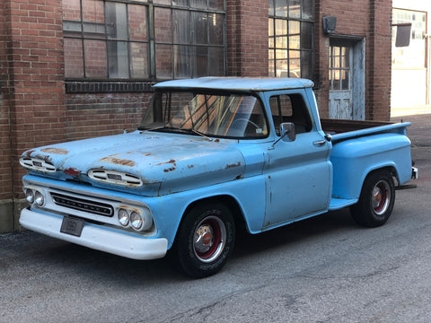 "Image of 1961 Chevy C10 ""Classic on The Route"""