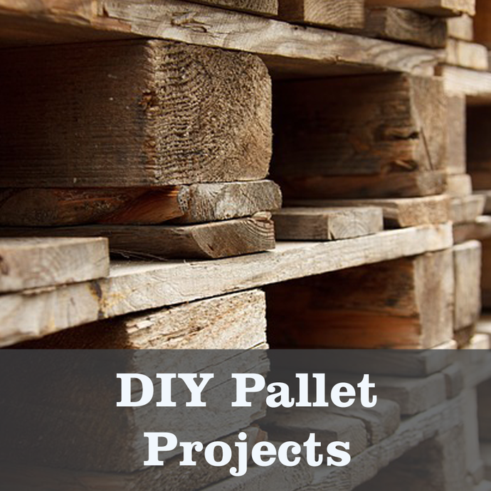 10 DIY projects with pallets
