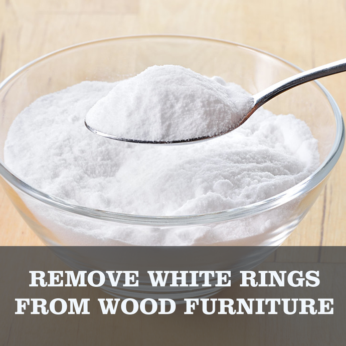 Remove Heat Stains from a wood table