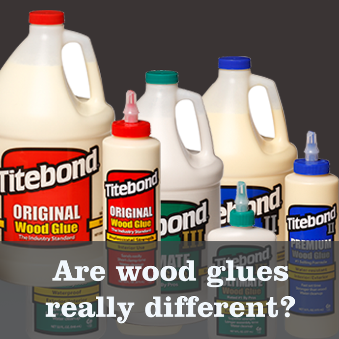 Choosing the Right Wood Glue
