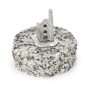 Engine house Paperweight