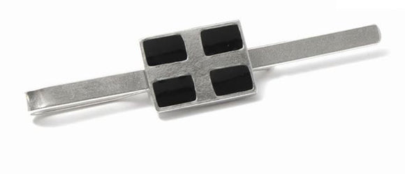 St Piran Flag Tie Slide