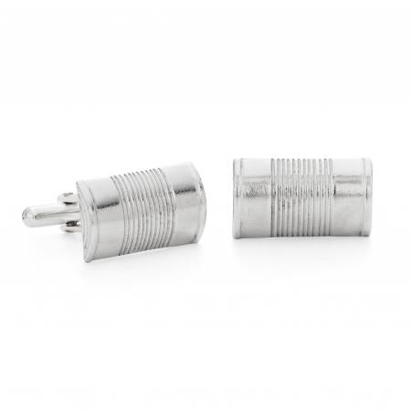 Tin Can Cufflinks