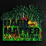 Dark Matter Magazine Limited Edition Enamel Pin #004 - Dark Matter Magazine