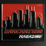 Dark Matter Magazine Limited Edition Enamel Pin #001 - Dark Matter Magazine