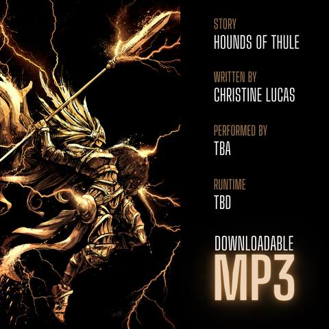 """Hounds of Thule"" Audible Story MP3 Download - Dark Matter Magazine"