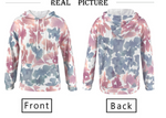 """It's Not Tie-Dye; Increased UV Radiation Just Bleached It"" Hoodie - Dark Matter Magazine"