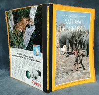 Feb 84 Upcycled National Geographic Journal