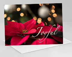 Joyful Greeting Card - Package of 3