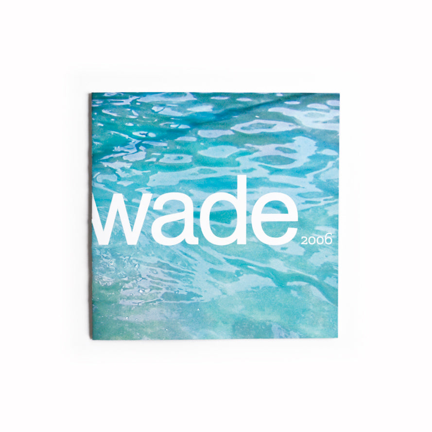 Wade catalogue, Edited by Sally McKay
