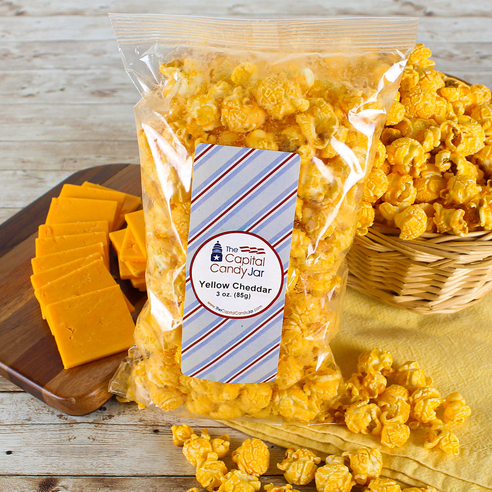 Popcorn-Yellow Cheddar