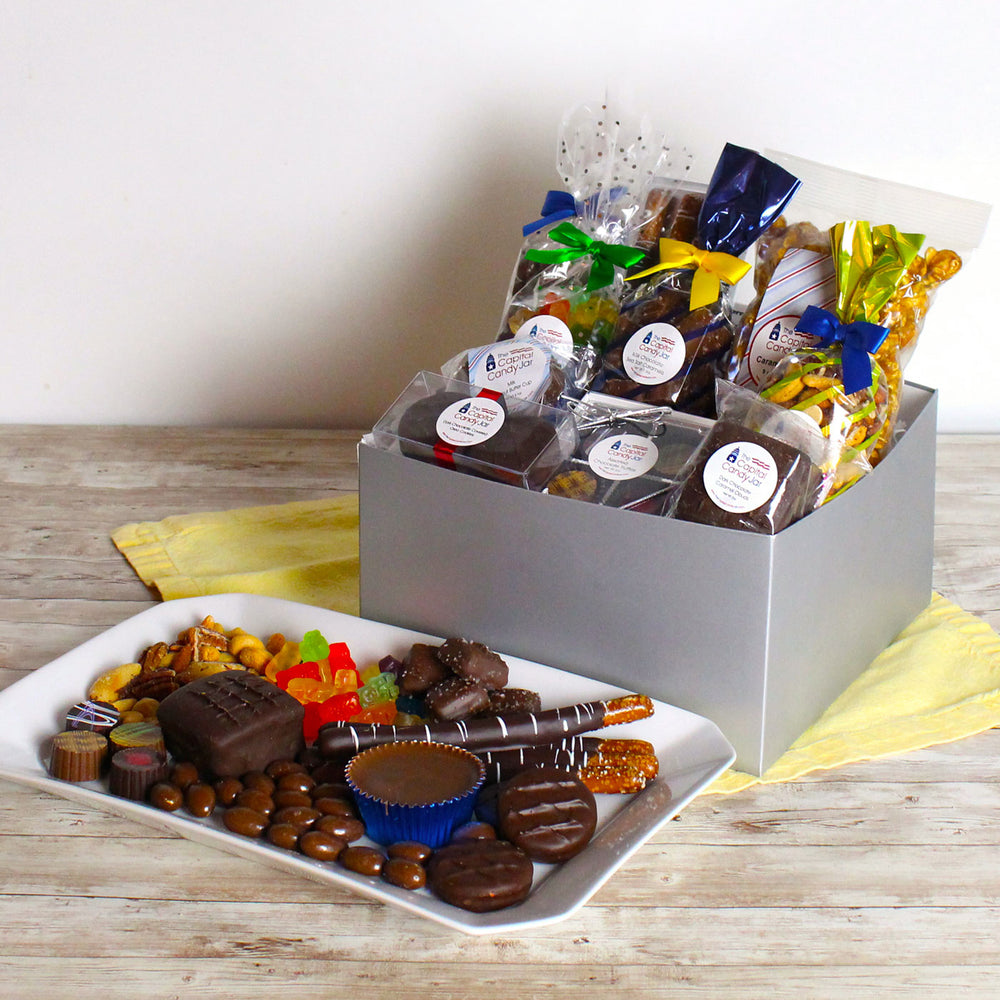 Gift Box-Chocolate Lovers Deluxe