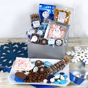 Load image into Gallery viewer, Gift Box-Deluxe Winter