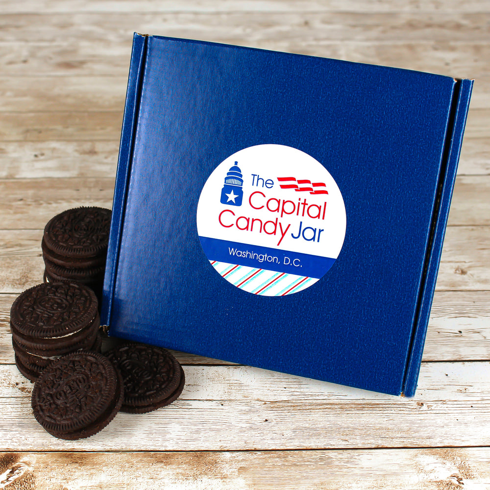 Load image into Gallery viewer, Chocolate Covered Oreos-Patriotic (3 Packages)