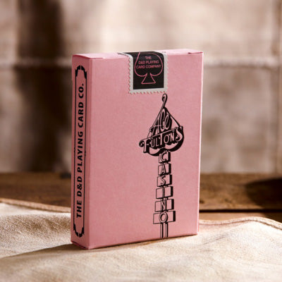 Ace Fulton's Casino Playing Cards - Pretty in Pink
