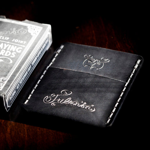 Fulton's Clip Joint Wallet - Limited Ed.