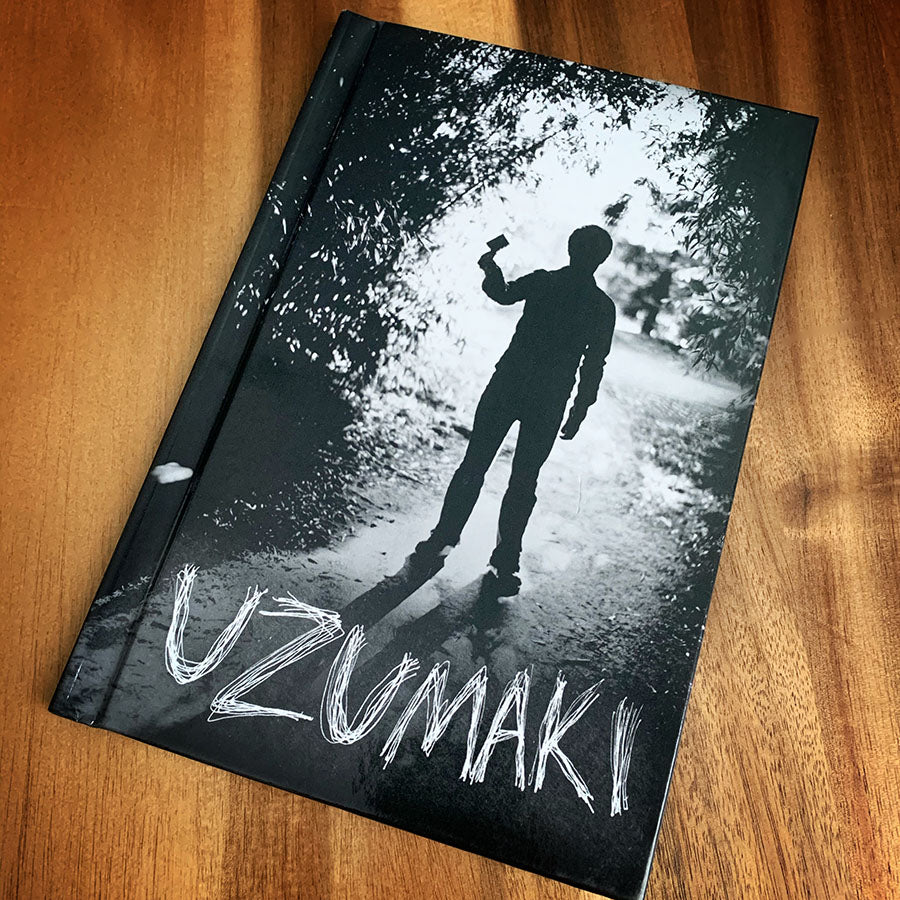 Uzumaki Book - Signed Artist Proof