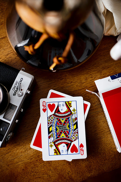 Ace Fulton's Casino Playing Cards - Twin Pack - AVAILABLE on artofplay.com