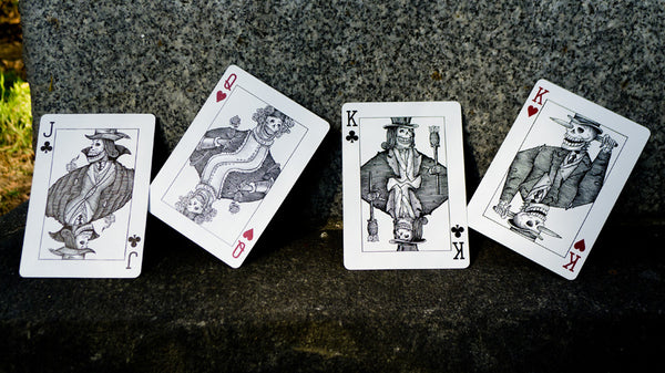 Fulton's October Playing Cards - SIGNED