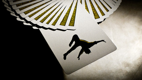 STRIPPER DECK - Fulton's Game of Death Playing Cards