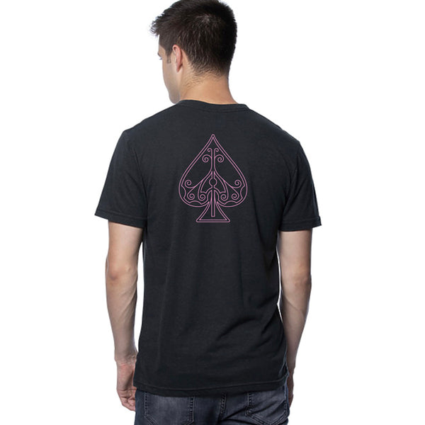 Ace Fulton's Casino Shirt - Black