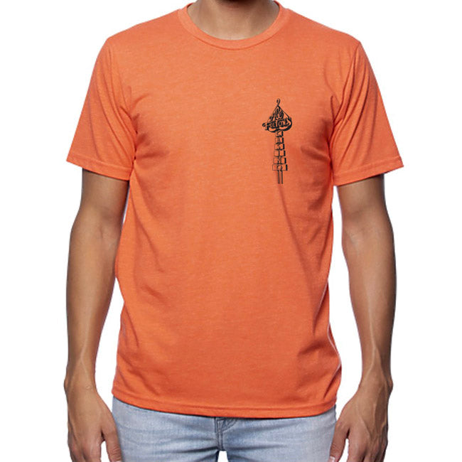Ace Fulton's Casino Shirt - Orange