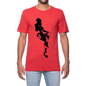 ACE FULTON'S LIMITED EDITION LADY LUCK T-SHIRT RED