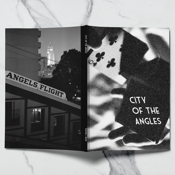 City of the Angles Cardistry Book with Dan & Dave Buck (AVAILABLE @ www.dananddave.com)