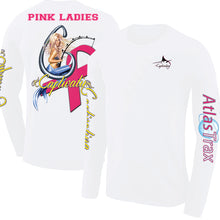 Load image into Gallery viewer, Unisex Pink Ladies - Breast Cancer Support Crew Neck