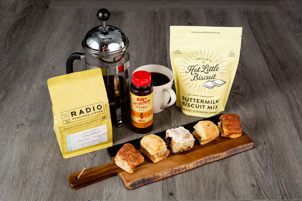 Prepare a Southern Breakfast with Local Palate Marketplace Goods