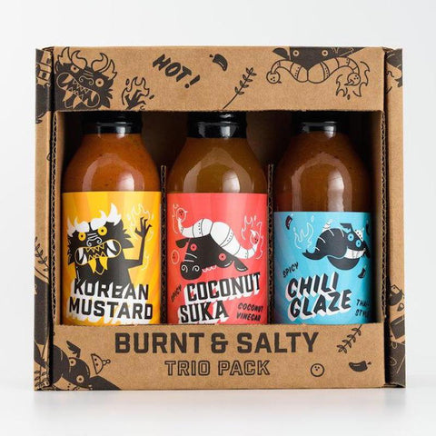 Burnt and Salty - The Local Palate Marketplace