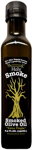 Holy Smoke Olive Oil - The Local Palate Marketplace